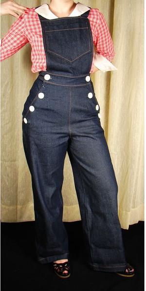 overalls by nicole katherine