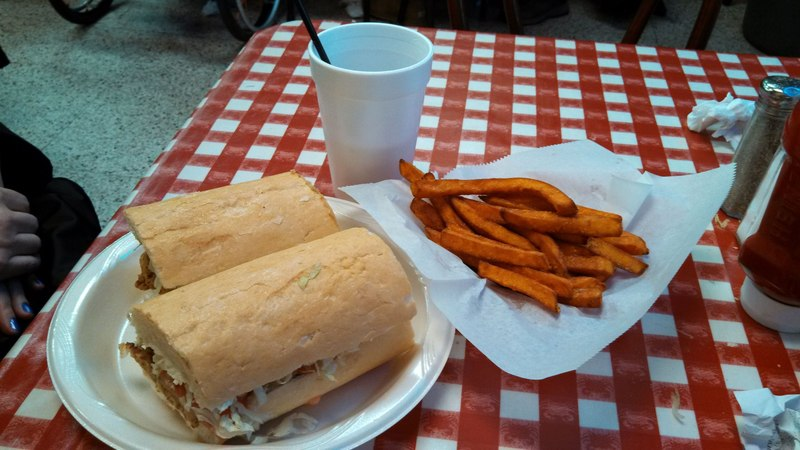 Johnny's Po-Boys, New Orleans