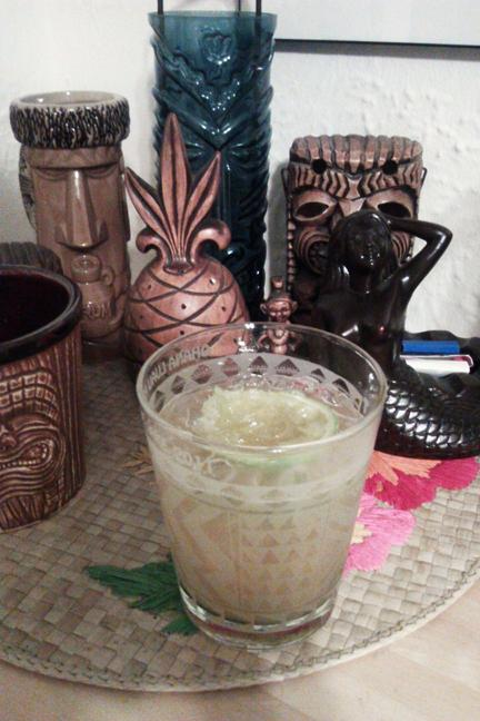 Trader Vic's Mai Tai recipe