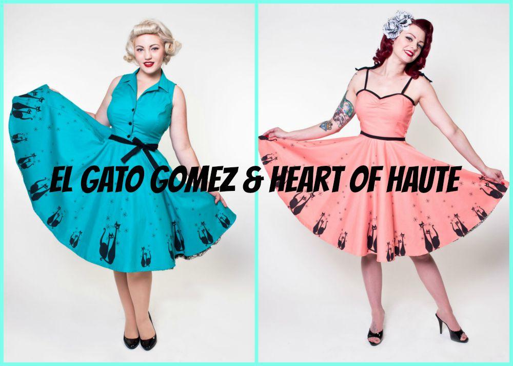 El Gato Gomez Heart of Haute