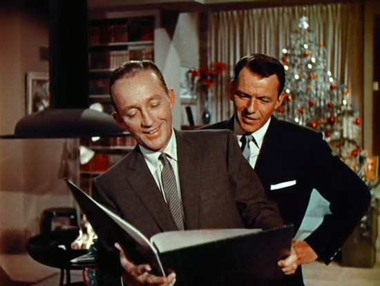 Frank Sinatra and Bing Crosby Christmas Special