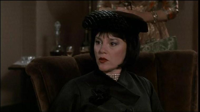 Mrs. White retro movie fashion Clue the Movie