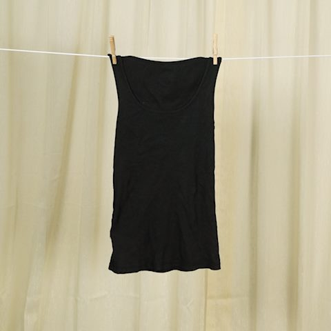 tank top layer for wearing a retro dress in the winter