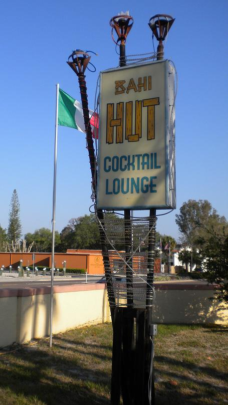 Bahi Hut Cocktail Lounge Sarasota, FL
