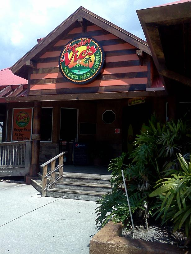 Trader Vic's Island Bar & Grill-now closed