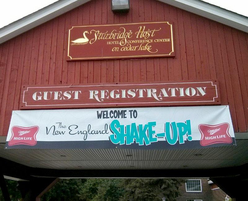New England Shake-Up at the Sturbridge Host