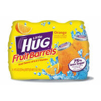 Little Hugs Orange Drink Pack