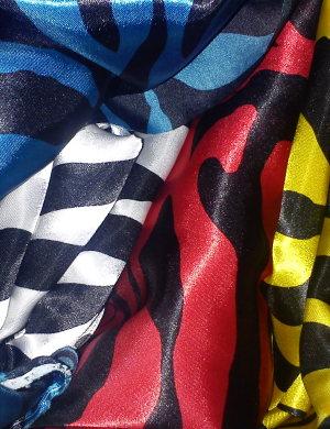 zebra print ties