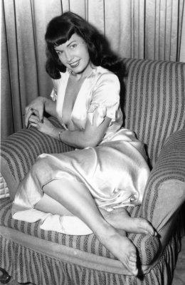 Bettie Page Revels All