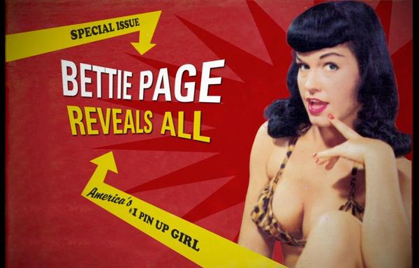 Bettie Page Revels All showing in Rochester, NY