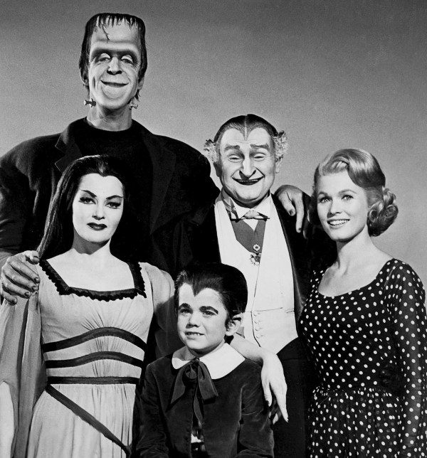 Americas Favorite Campy Hoor Family - The Munsters