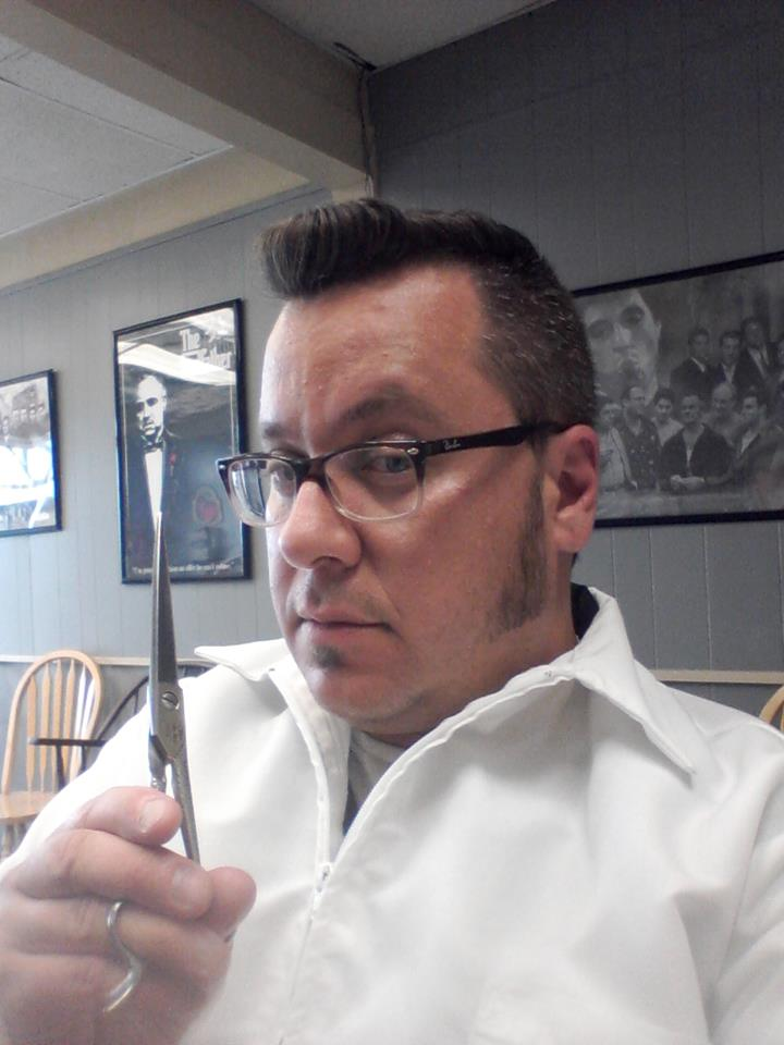 Interview with Tom Cat the rockabilly barber